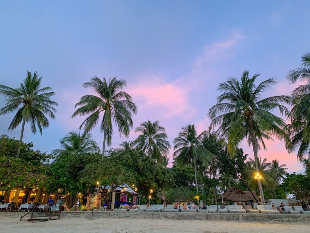 Krabi il mare più bello della Thailandia