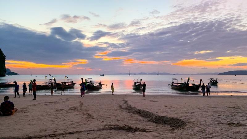 Railay Bay: guida alle spiagge della Thailandia