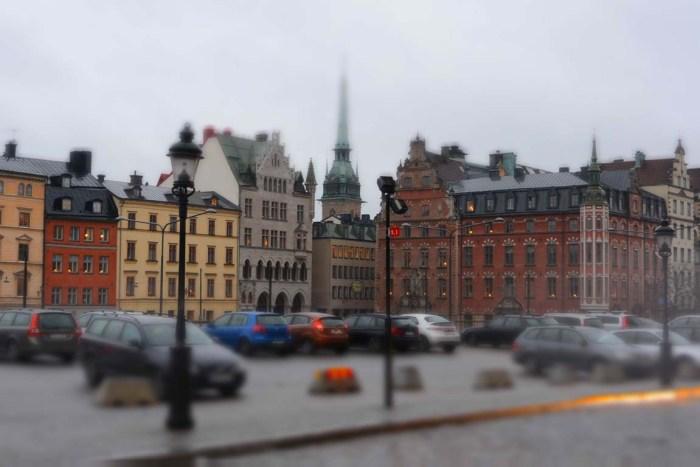 Gamla Stan Stoccolma Stockholm