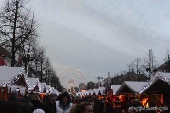 mercatini di natale bruxelles belgio