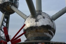 Bruxelles Belgio Atomium