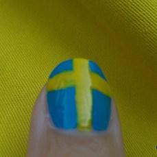 Goteborg svezia bandiera svedese