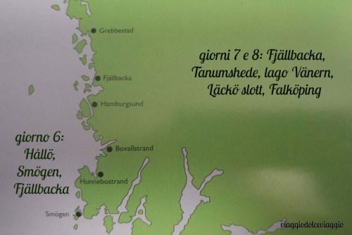 itinerario svezia occidentale