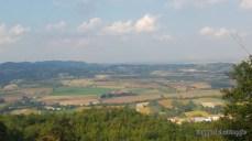 Santuario di Crea panorama