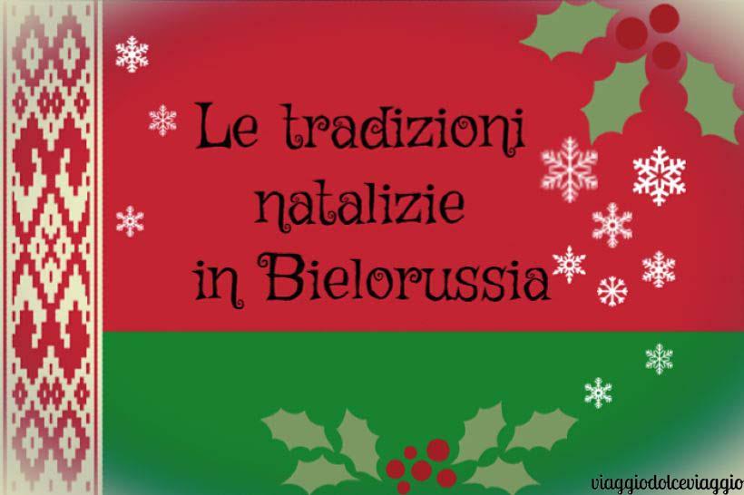 Tradizioni natalizie in Bielorussia