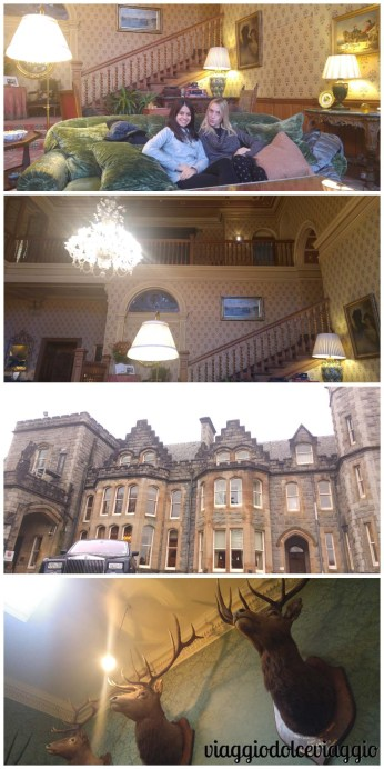 scozia scones inverlochy castle