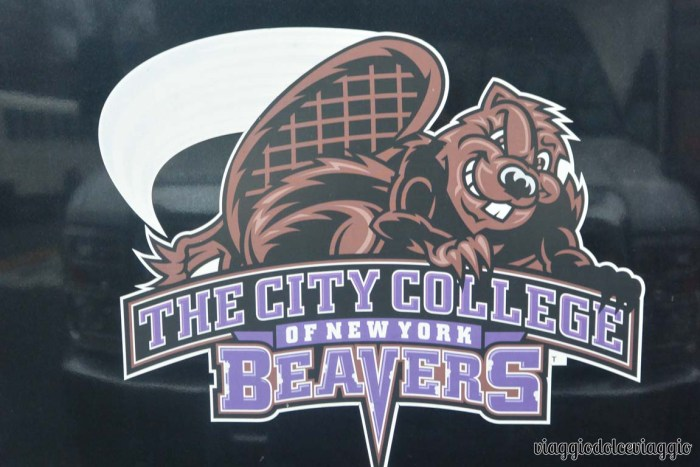 City College of New York Beavers