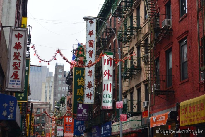 Chinatown New York
