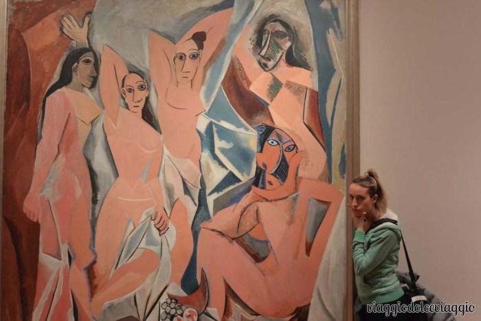 Moma Museo d'arte moderna New York