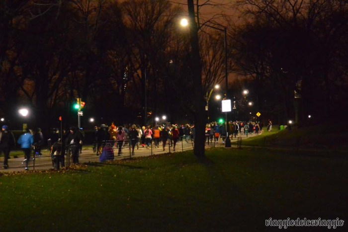 Central park midnight run new york