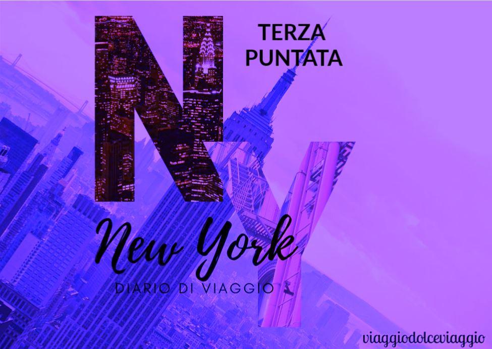 New York terza puntata