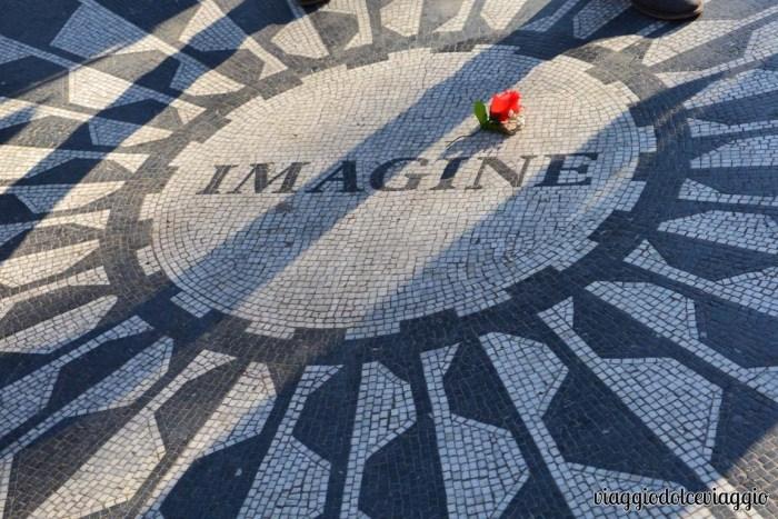 Central Park New York Imagine