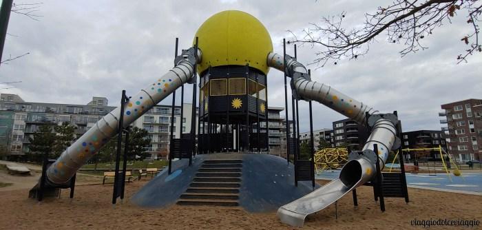 Parco giochi di Malmo
