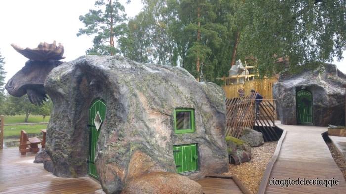 Hotel insolito in Svezia: Wrågården
