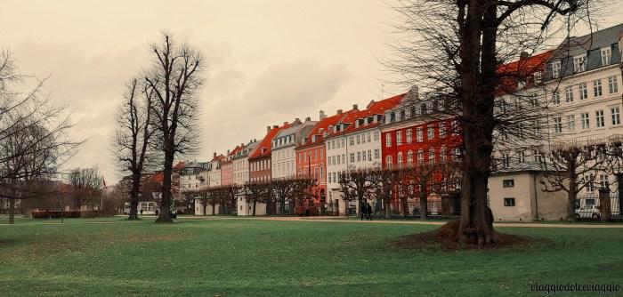 Rosenborgslot, Copenhagen