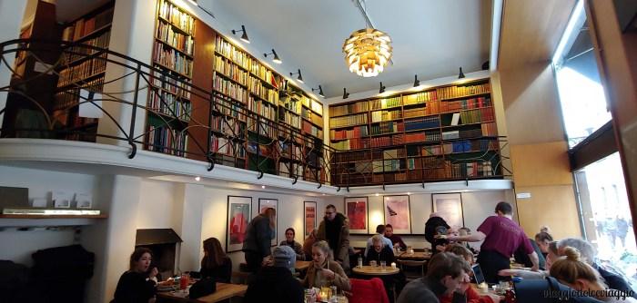 Paludan Bogcafè, Copenhagen