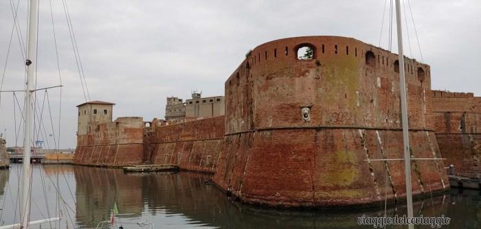 Livorno, Fortezza Vecchia