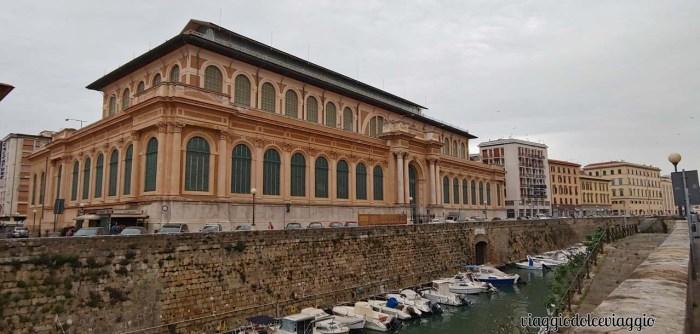 Livorno, mercato coperto