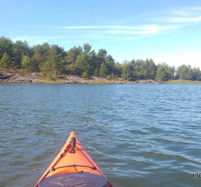 Lago vanern, Svezia