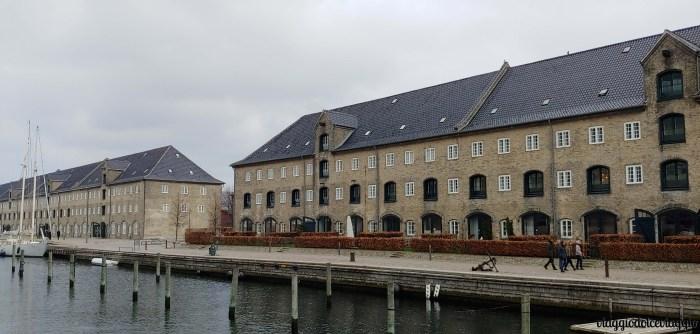 docks di Copenhagen