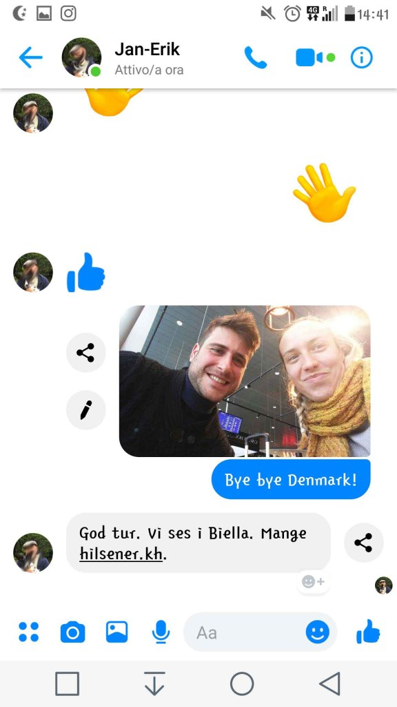 Denmark friend