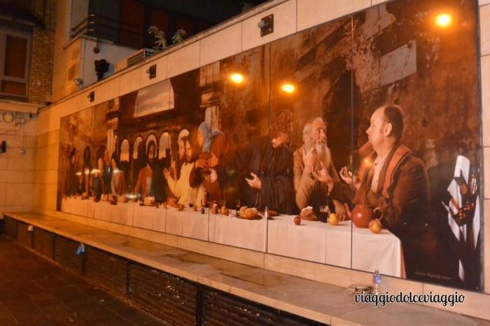 Dublino, Bllom Lane, ultima cena