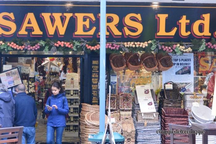 Sawers, Belfast