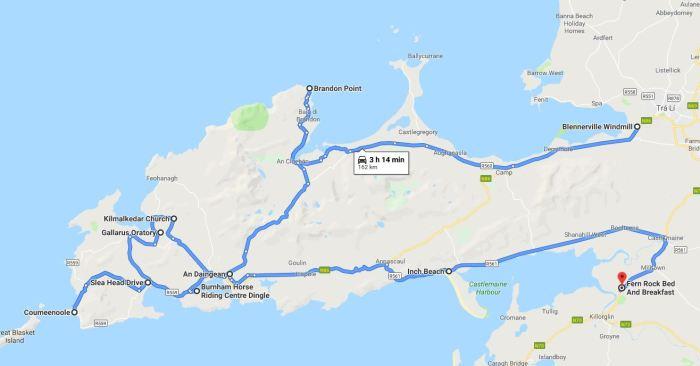 Itinerario Irlanda due settimane, giorno 4