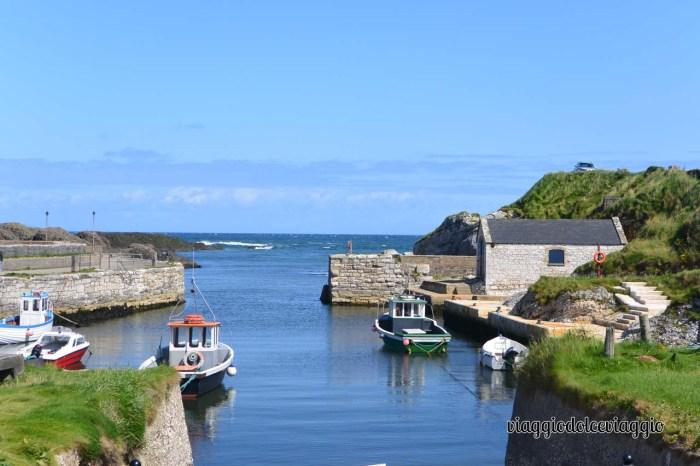 Cosa vedere in Irlanda del nord: Ballintoy Harbour
