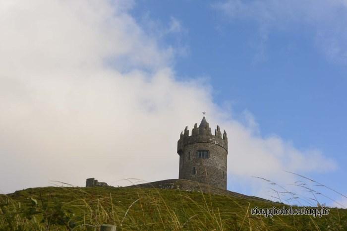 Irlanda, Doonagore Castle