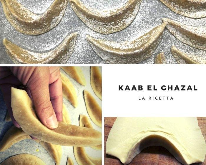 Corna di gazzella marocchine