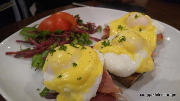 colazione a Edimburgo
