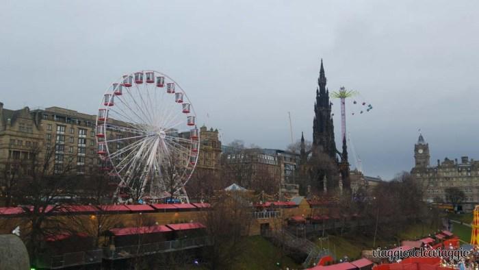 Mercatini di Natale ad Edimburgo