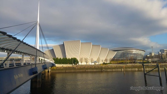 Glasgow, fiume Clyde