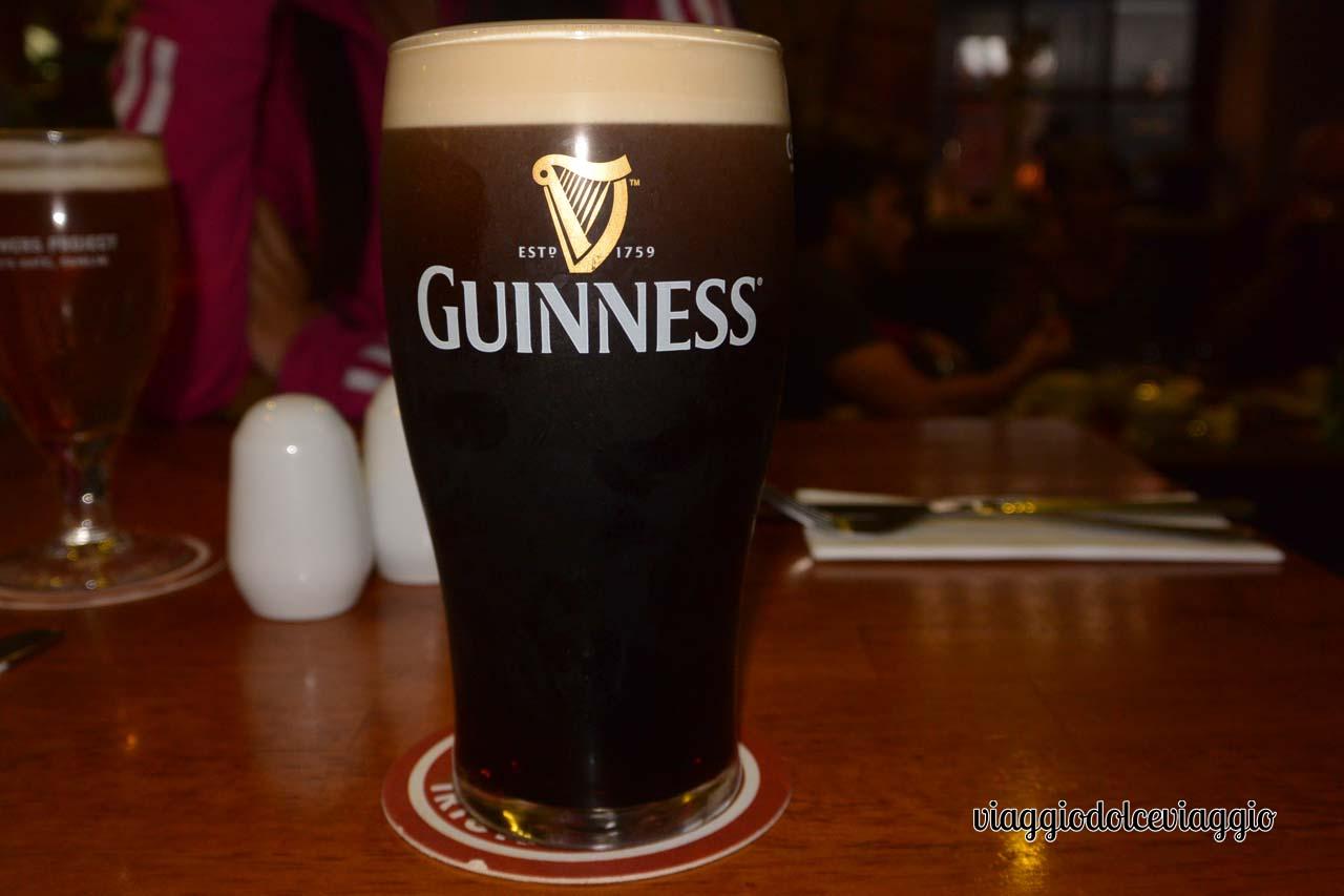 Cena al pub, Dublino