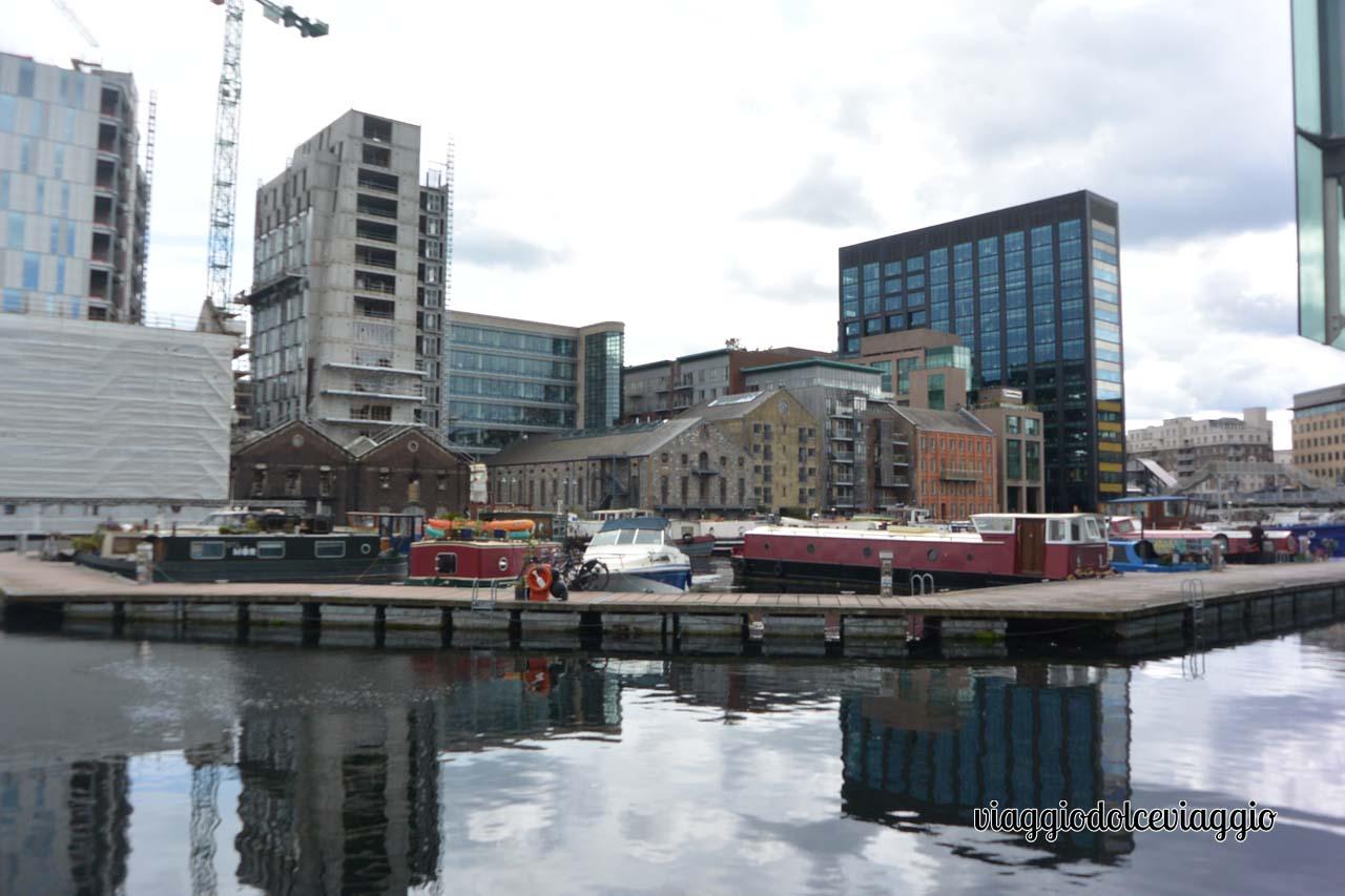 Dublino, Docklands