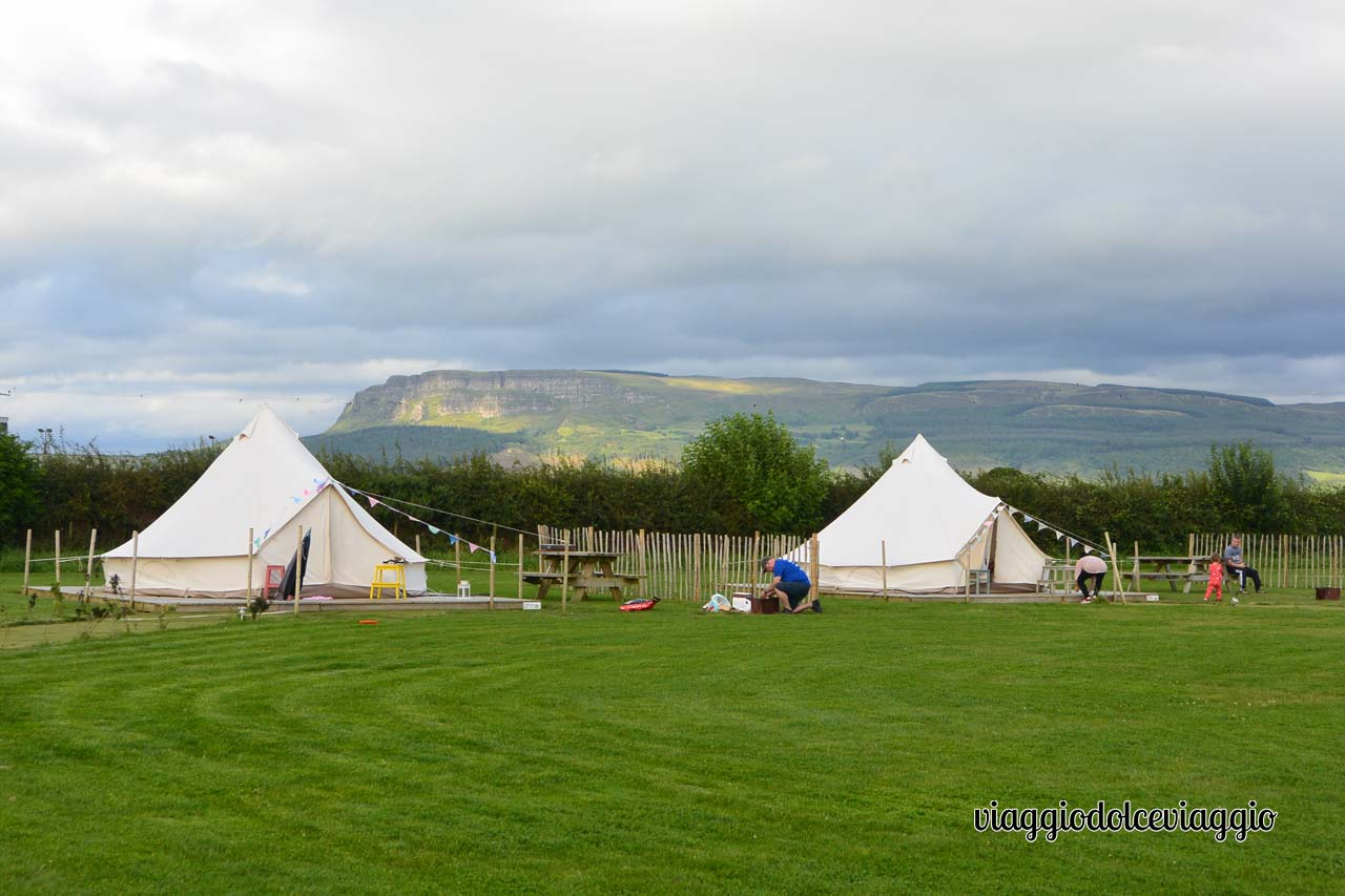 Carowmena Glamping Activity center