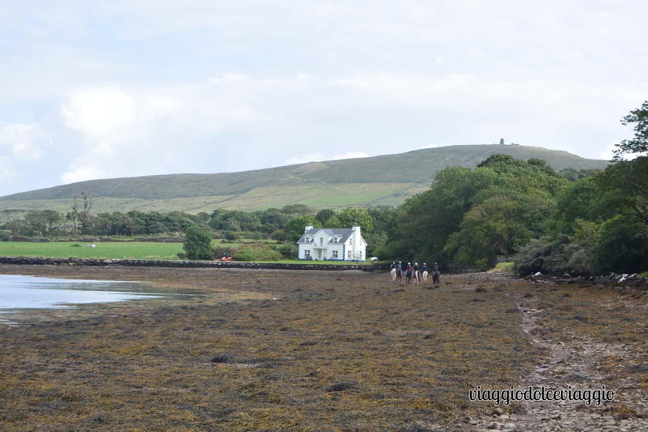 A cavallo in Irlanda