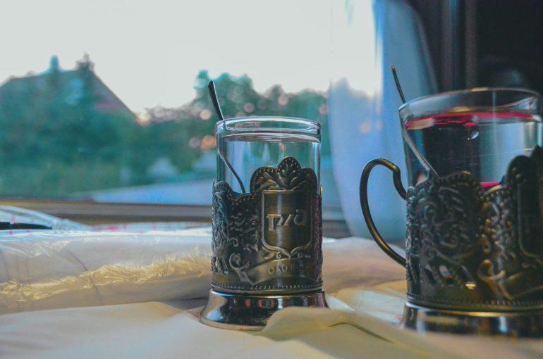 tè sulla transiberiana