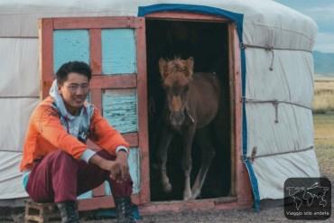 Abitudini dei nomadi mongoli