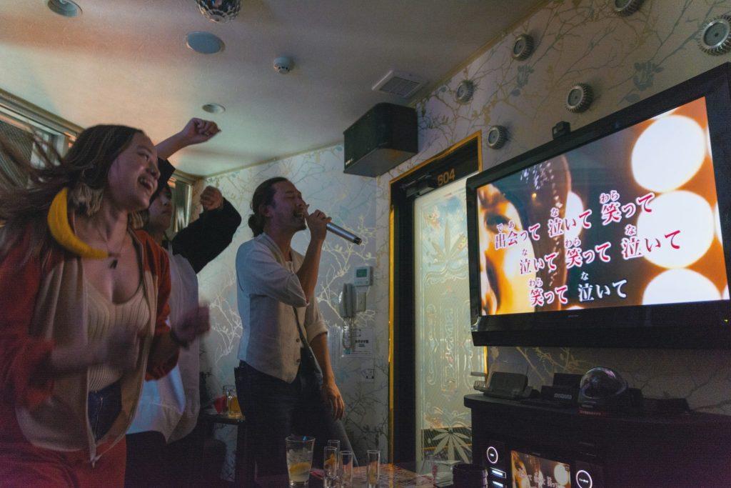 karaoke giapponese