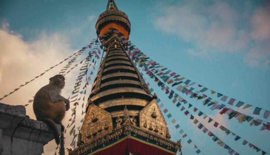 visto per l'India a katmandu