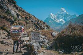 Everest base camp senza guida