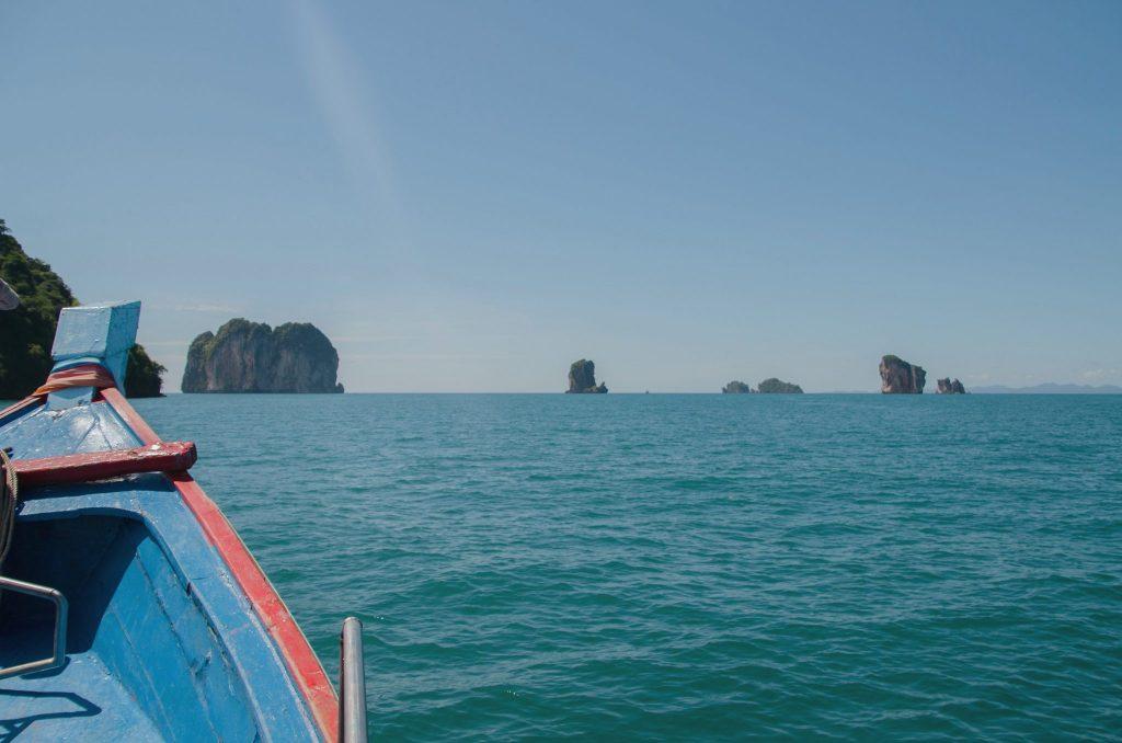 isole zona di krabi