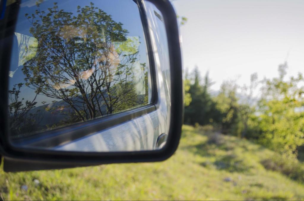 viaggiare via terra auto
