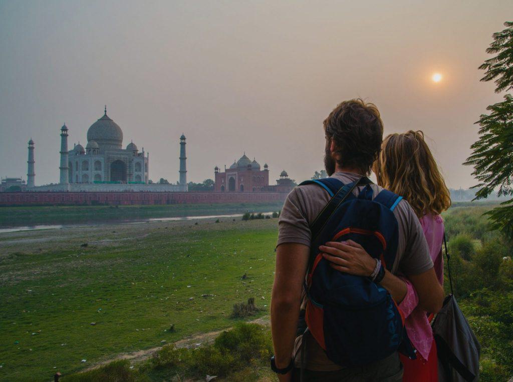 viaggio in coppia in india