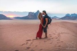 Viaggiare in coppia a tempo indeterminato