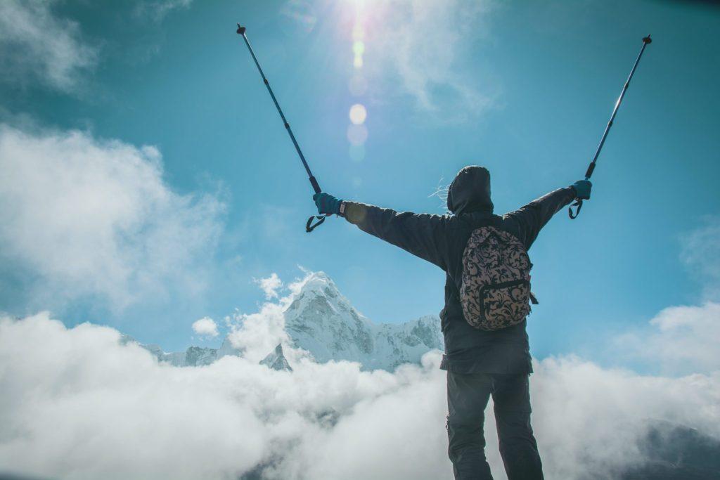 viaggio a tempo indeterminato Everest