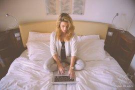 Lavorare online main