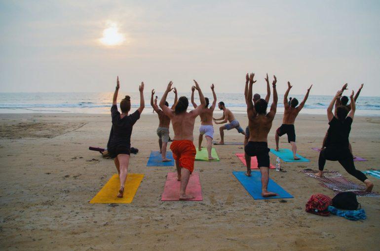volontariato senza pagare yoga